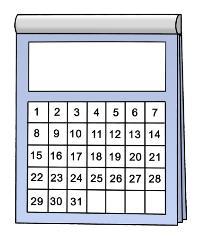 Bild Kalendar